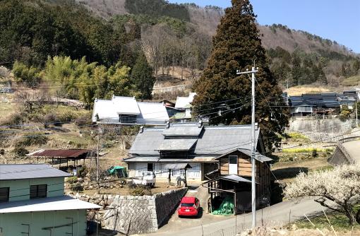 重要伝統的建造物保存地区「上条集落」