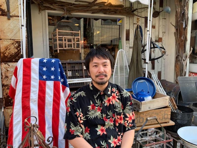 旅のはなしvol.4 / 笹原健史さん「アメリカに魅せられて」