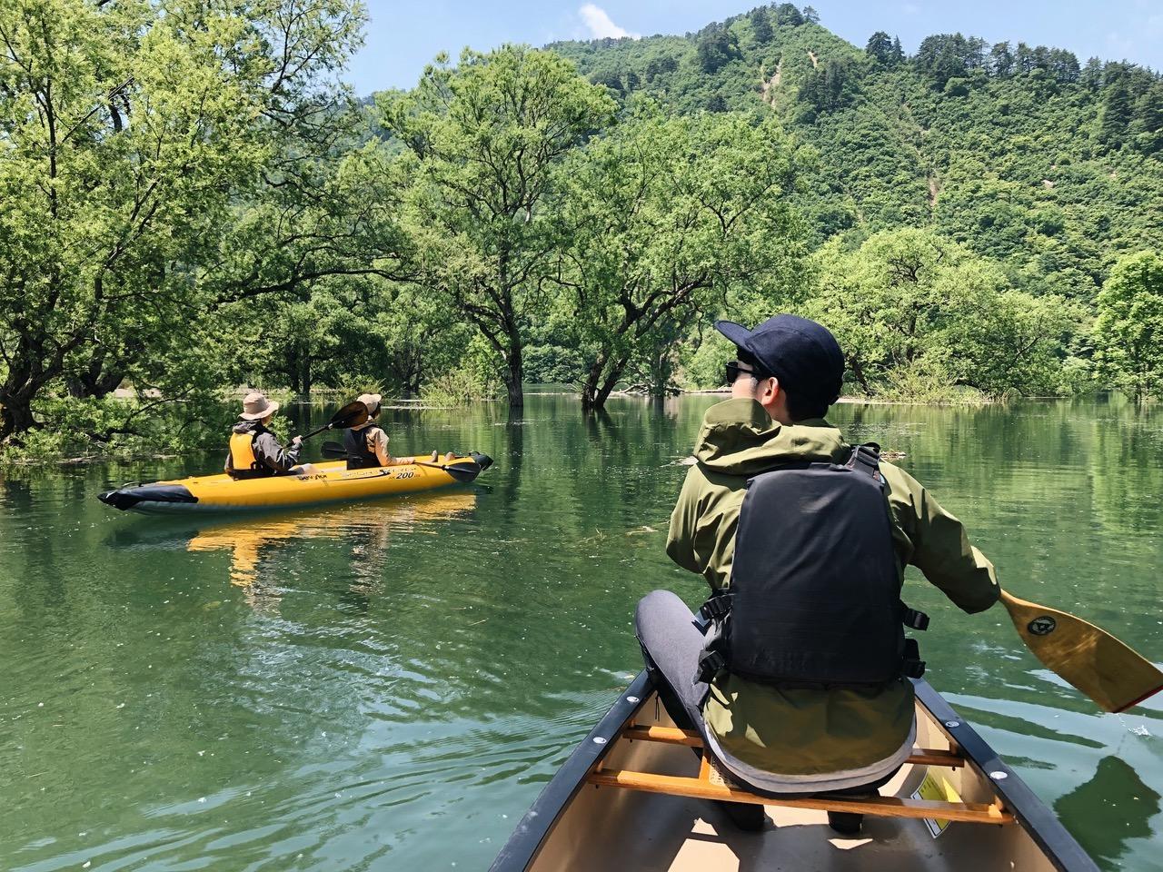 キャンプも日々の生活も。自然と過ごす山形ライフ/高橋美樹さん