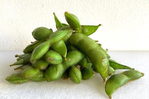 食彩やまがた12カ月 葉月「だだちゃ豆」