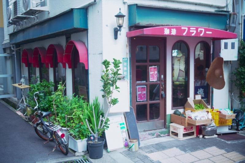 緊急開催!神戸地ソーステイスティング会 in 喫茶フラワー 9.20.SUN 14:00〜21:00