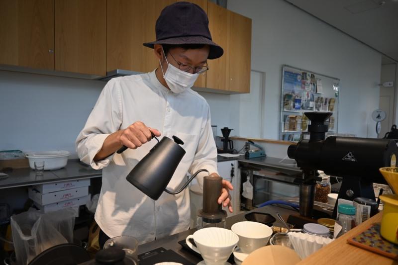 一杯のコーヒーの先には、何が見えるだろう「Ordinary Coffee 」齋藤佑二さん