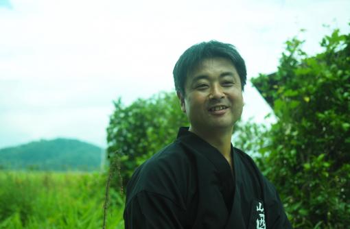 居合のまちに生きる道 / 村山市・西城舟二さん