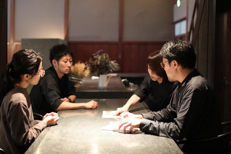 地に根を下ろしながら、しなやかに。「四知堂 kanazawa」始動。/グランドオープンに向けてスタッフ追加募集中。