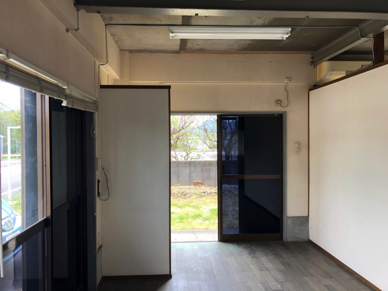 【鹿児島:賃貸】四角い箱と赤い屋根/3万8,000円