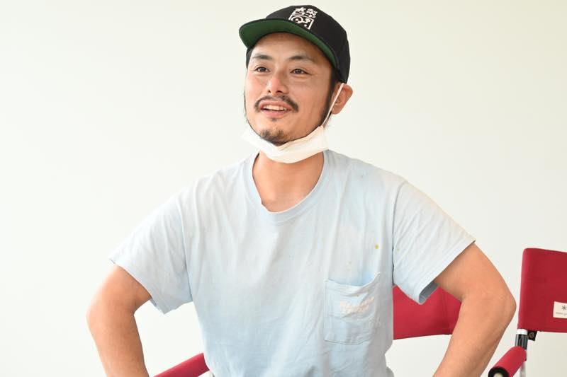 """""""チーム笑夢カレー""""で進み続ける「笑夢カレー」芳賀眞さん"""