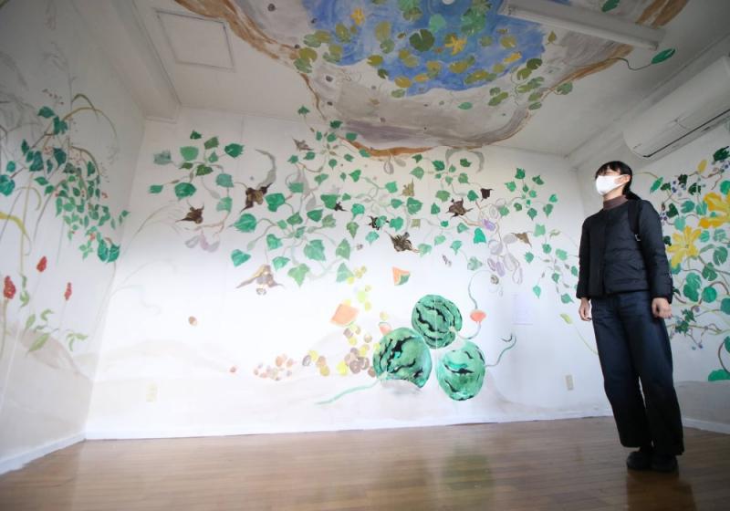 子供たちの日常にアートを届ける「ウォールアートフェスティバルふくしまin猪苗代」