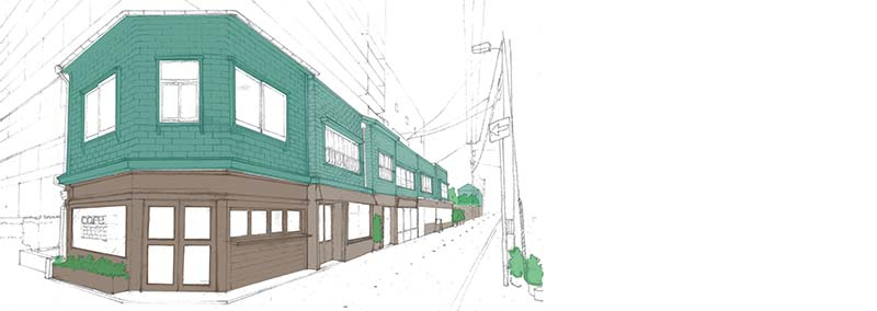 """Toward Build Back Better"" (2) いま、妄想的にまち・都市を描いてみる。"