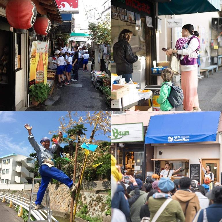 塩屋にチャリティーショップを!澤井さんのクラファンを応援します。