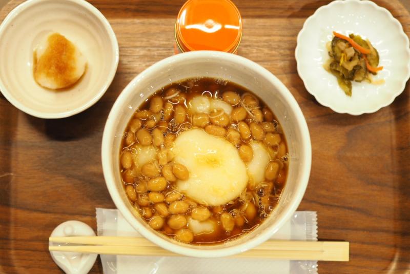 納豆餅 LONG TALK 2