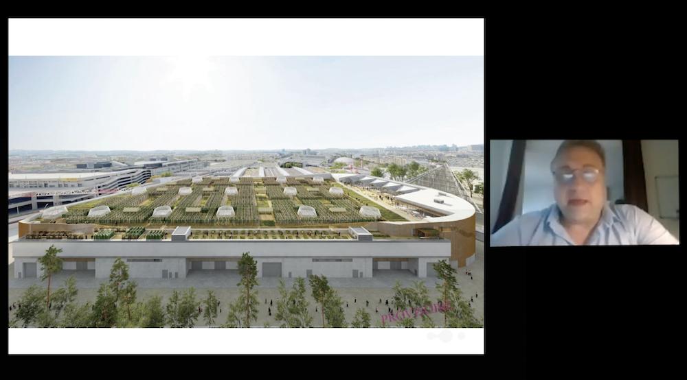 EAT LOCAL KOBE | 世界の都市農家インタビュー 〈3〉世界最大の屋上菜園。フランス「アグリポリス」