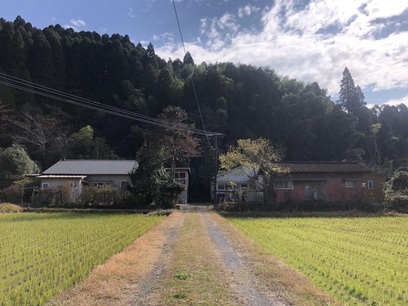 【鹿児島:売買】緑の畦道(あぜみち)/280万円