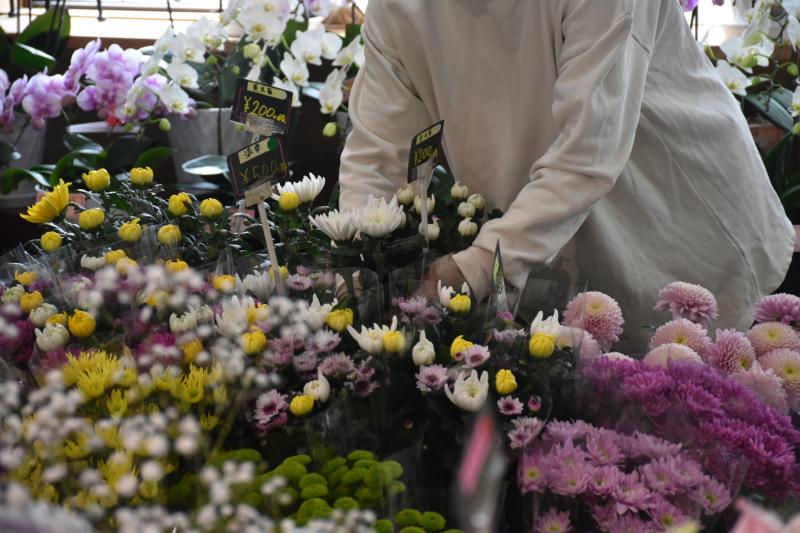 鹿児島県日置市「花の店 くぼた園」花を通じて、想いをカタチにする