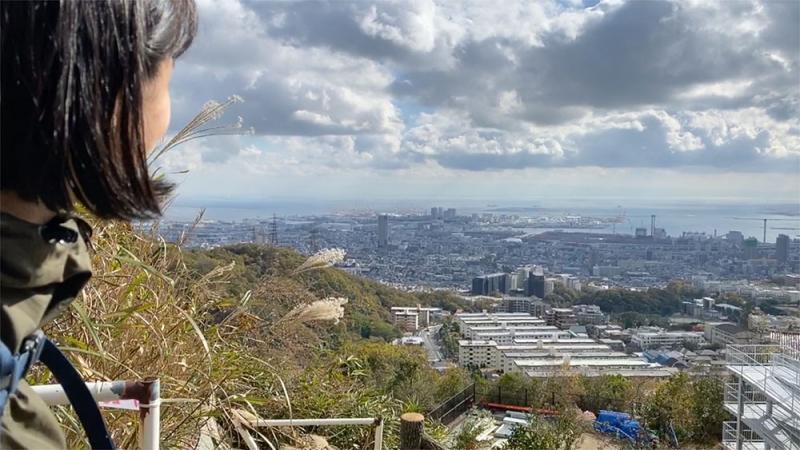 六甲山上Hike&Bikeアクティビティ