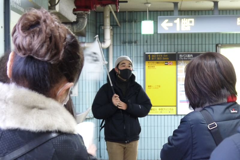 名古屋を旅する大ナゴヤツアーズ 「熱田神宮じっくりご参拝ツアー」