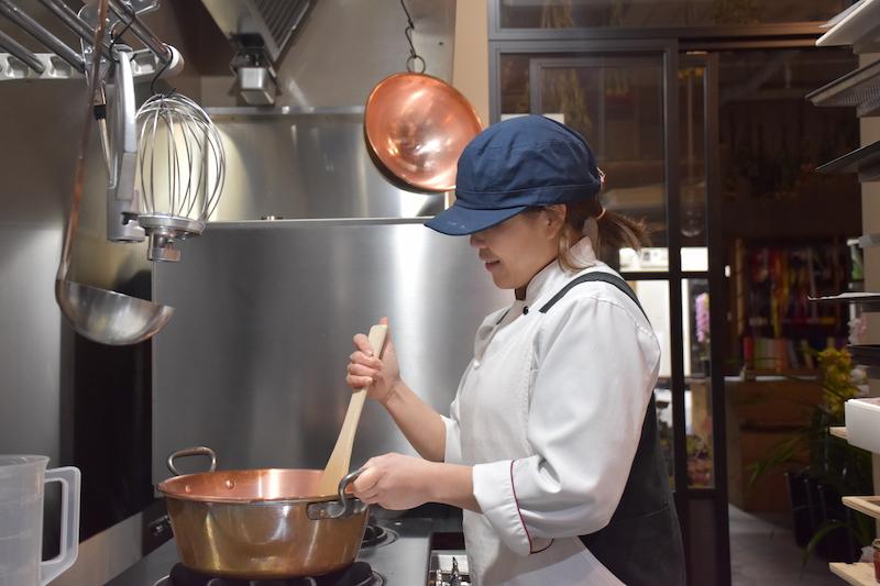 鹿児島県日置市「菓子の店 おかしもぜ」手づくりのジャムにこめられた想い