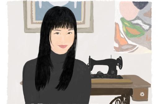 山形移住者インタビュー/フリーレース作家 Kari Ishikawa さん