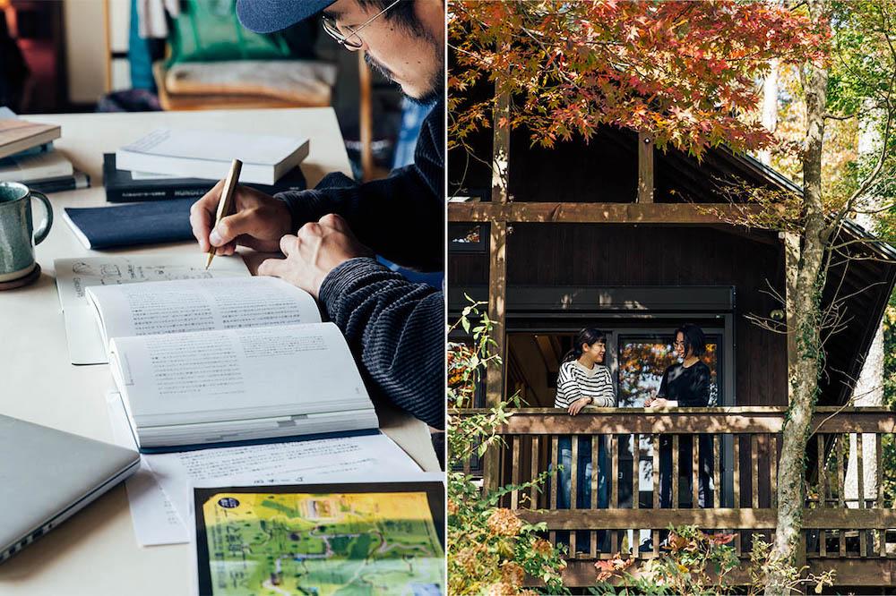 神戸・六甲【ROKKONOMAD】3/19「ワーク・イン・レジデンス」滞在費無償化プログラムの説明会を開催