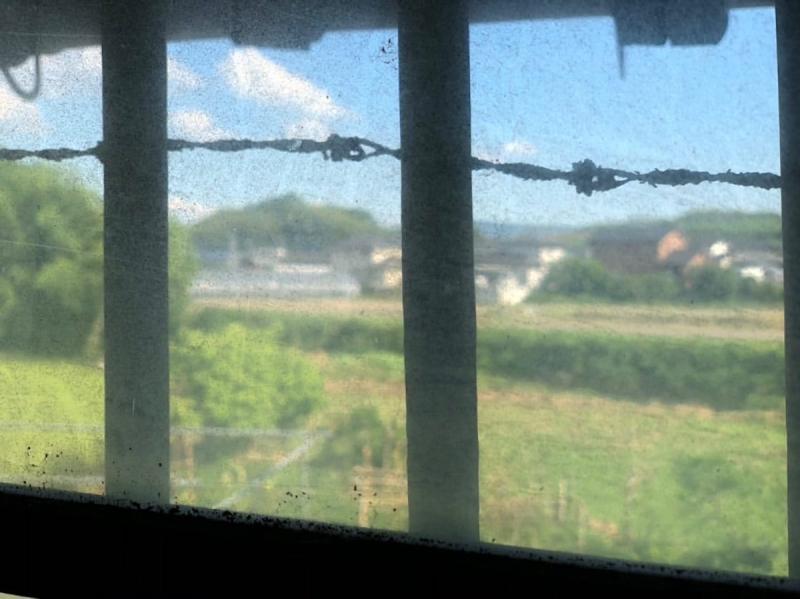 福岡県八女郡広川町  絣の申し子「藍・森山」