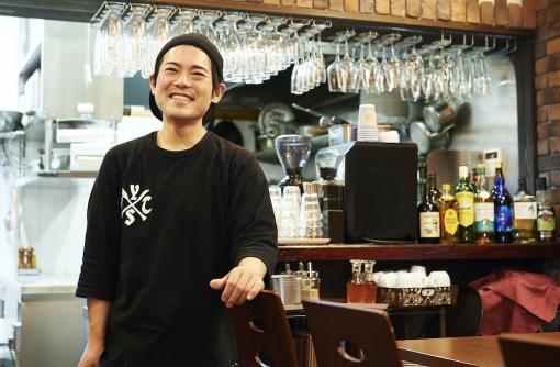 山形県寒河江市・移住者インタビュー/JEEN'S TABLE 渡辺稔さん