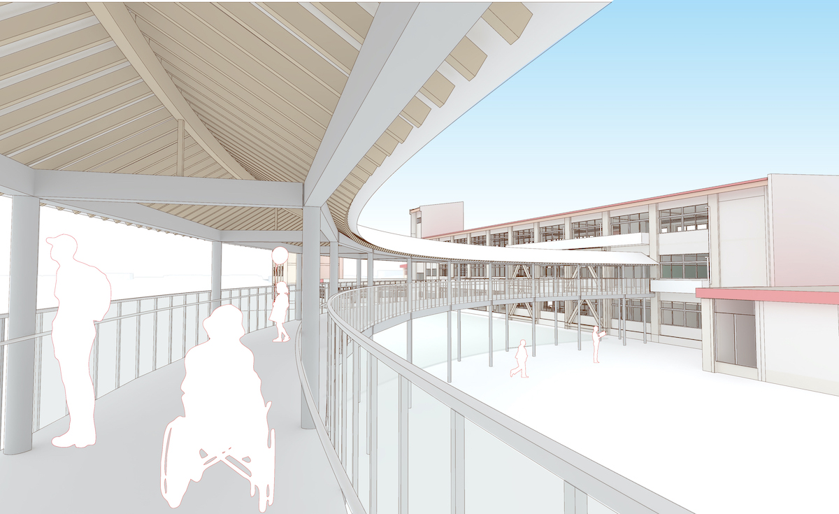 山形県村山市「Link MURAYAMA」廃校が生まれ変わる。地域のにぎわいをつくる複合施設へ