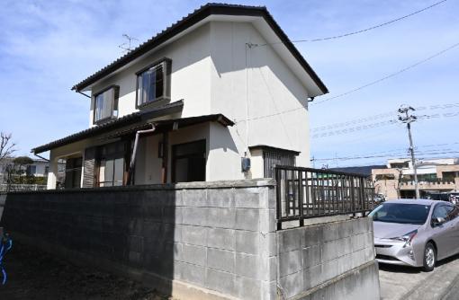 【RENT】福島県郡山市 DIYやシェアハウス…自由に暮らす4LDK