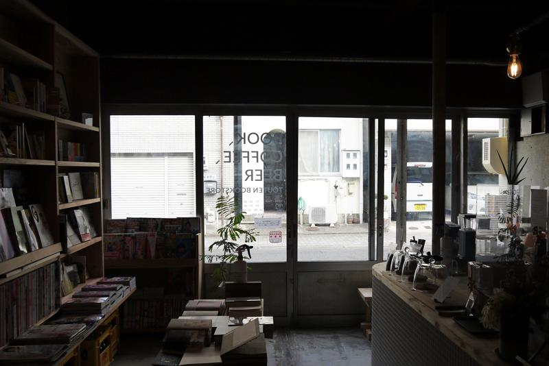 名古屋金山から発信。ネットでは体験できない、 本屋という居場所。「TOUTEN BOOKSTORE」