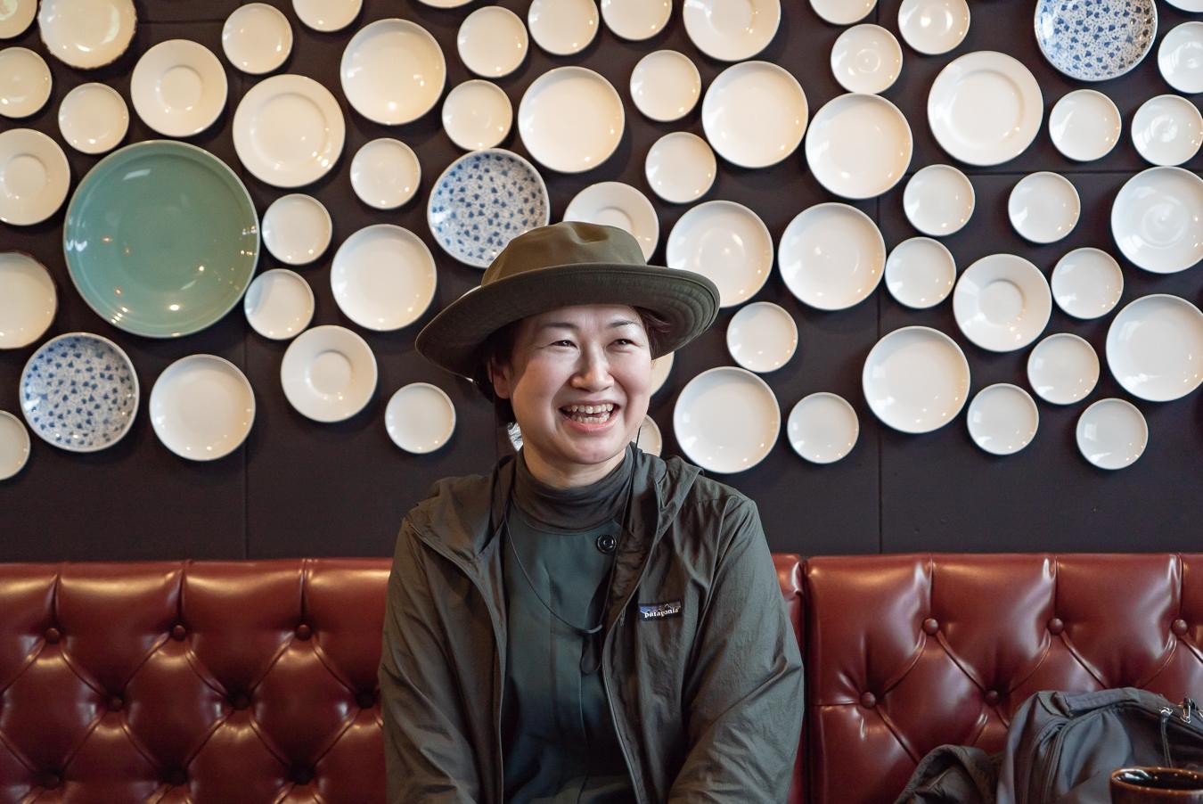 北九州を中心に県内外で活動するフリーの獣医師・外平友佳理さん