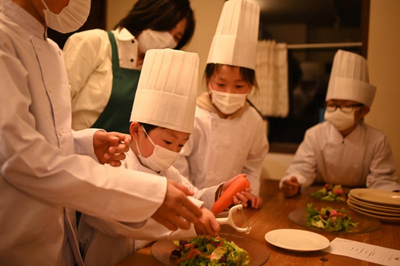 石川県七尾市・個別体験プラン「コドモレストラン@はいから食堂」はじまります。