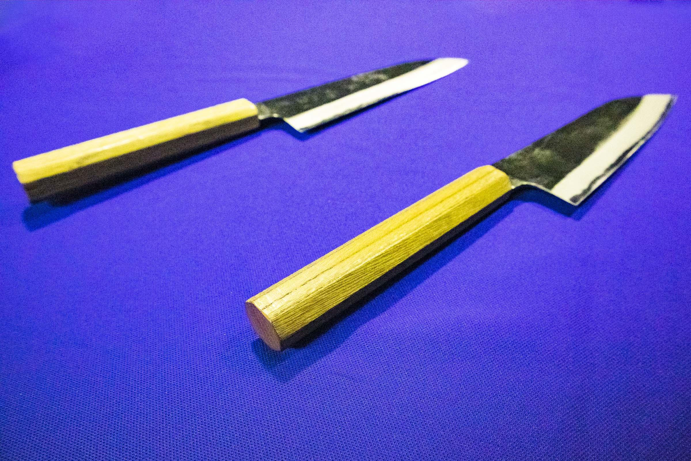 越前丹南、日常に触れる旅4/マイ包丁をつくろう!木工と打刃物の里縦断ツアー