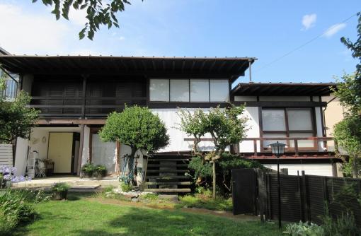 【RENT】鵠沼桜が岡|経年美化を愛でる築62年の邸宅 24.8万円