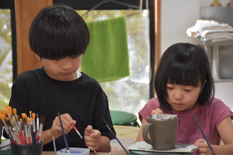鹿児島県日置市「美山陶遊館」手づくりの器、ささやかなしあわせ