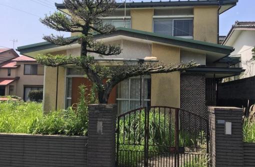 【SALE】鹿児島市大明丘 1,200万円 建物78.63㎡ 敷地 205.52㎡