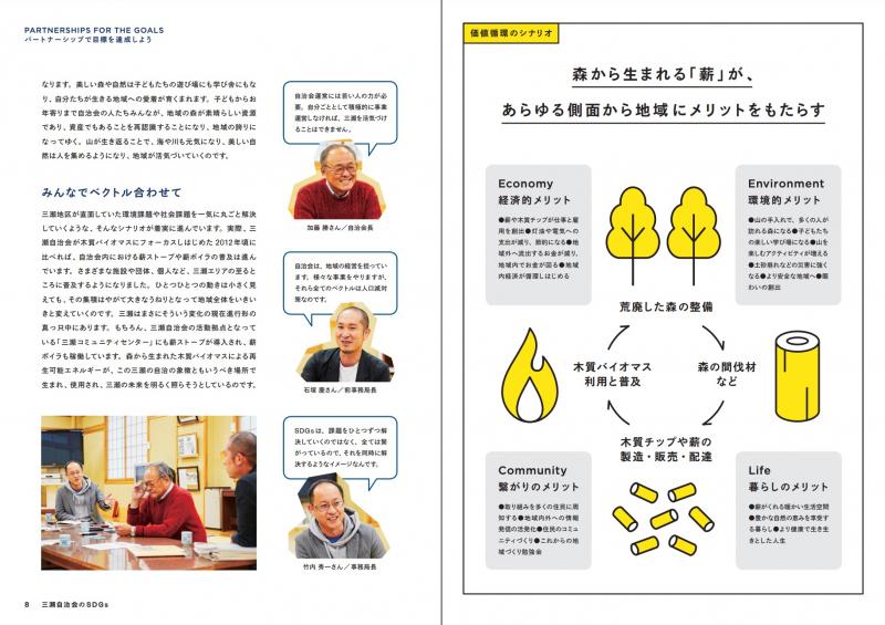 やまがた自然エネルギーネットワーク『再生可能エネルギーに取り組む自治会』が冊子に
