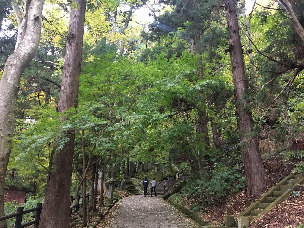 山形・山寺(立石寺)の英語ガイド。インバウンド向けの仕組みをつくる/後藤麻衣さん