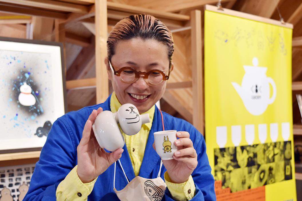 """【金沢】セラボクタニの新商品開発プロジェクト「CERABO LABO」から """"ニューノーマル""""な九⾕焼 2ブランドが誕生!"""