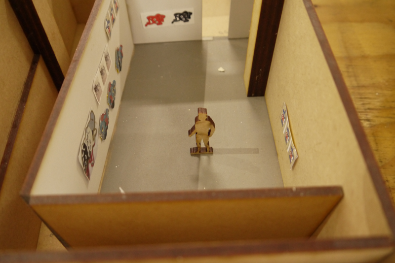 名古屋を拠点に活動するアーティスト鷲尾友公さん