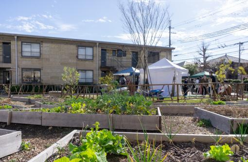芦屋・旧宮塚町住宅の「CITY FARM CLUB」で暮らしに農を取り入れてみませんか?