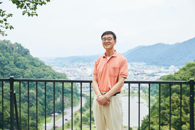 山形県天童市・移住者インタビュー/金 星さん「健康で笑顔になれる場所をつくりたい」