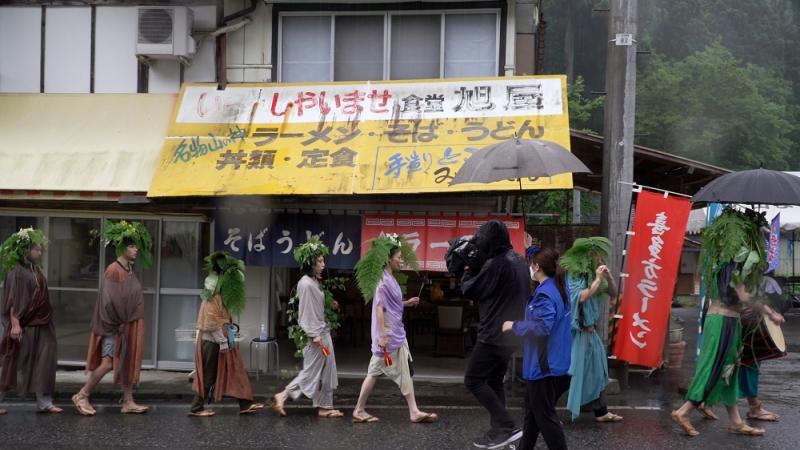 【西会津町】アートのちからで面白く豊かになっていくまちの多様性。草木まとってきました!「西会津国際芸術村」