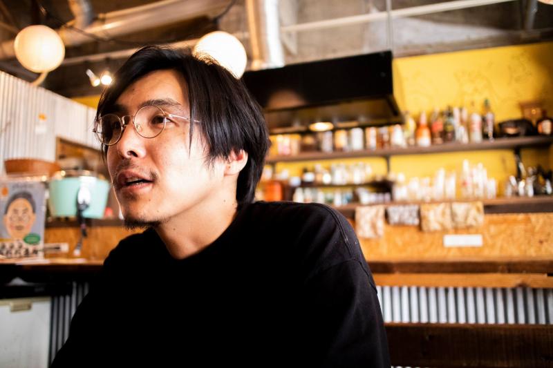 福井駅前realpeople#1 「駅前の変化を映画で撮る」俳優・映画監督片山享さん