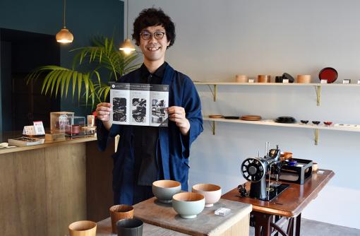 【加賀】山中漆器の技芸と物語を巡る「CRAFTOUR」のプライベートツアーを体験