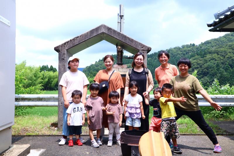 越前丹南、日常に触れる旅6/お米でつながる食育ツアー