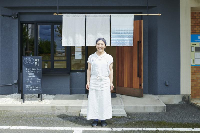 移住者インタビュー/田中美海さん「街を元気にする要素になりたい。それが山形に出店した理由です」