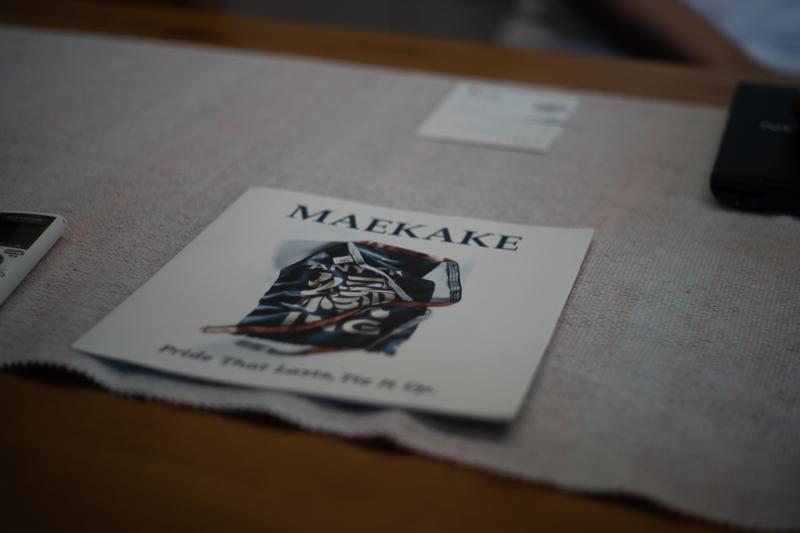 愛知・豊橋から世界へ!伝統の技が生きる日本の仕事着「MAEKAKE」