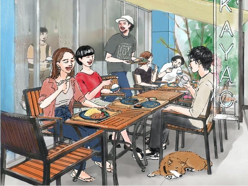 鎌倉の「まちの社員食堂」がクラウドファンディングに挑戦!