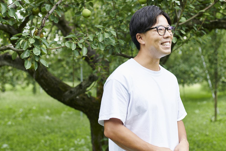 山形県天童市・移住者インタビュー/「洋なし屋 iGUSL」寺岡 祐さん