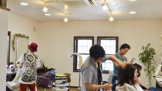 髪と頭皮のクリニック美容室