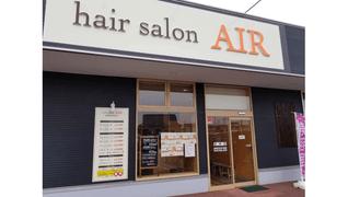 hair salon AIR 石巻恵み野店