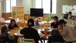 在宅医療対応型高齢者施設 Olive